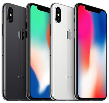 Apple iPhone X (bez blokady SIM)