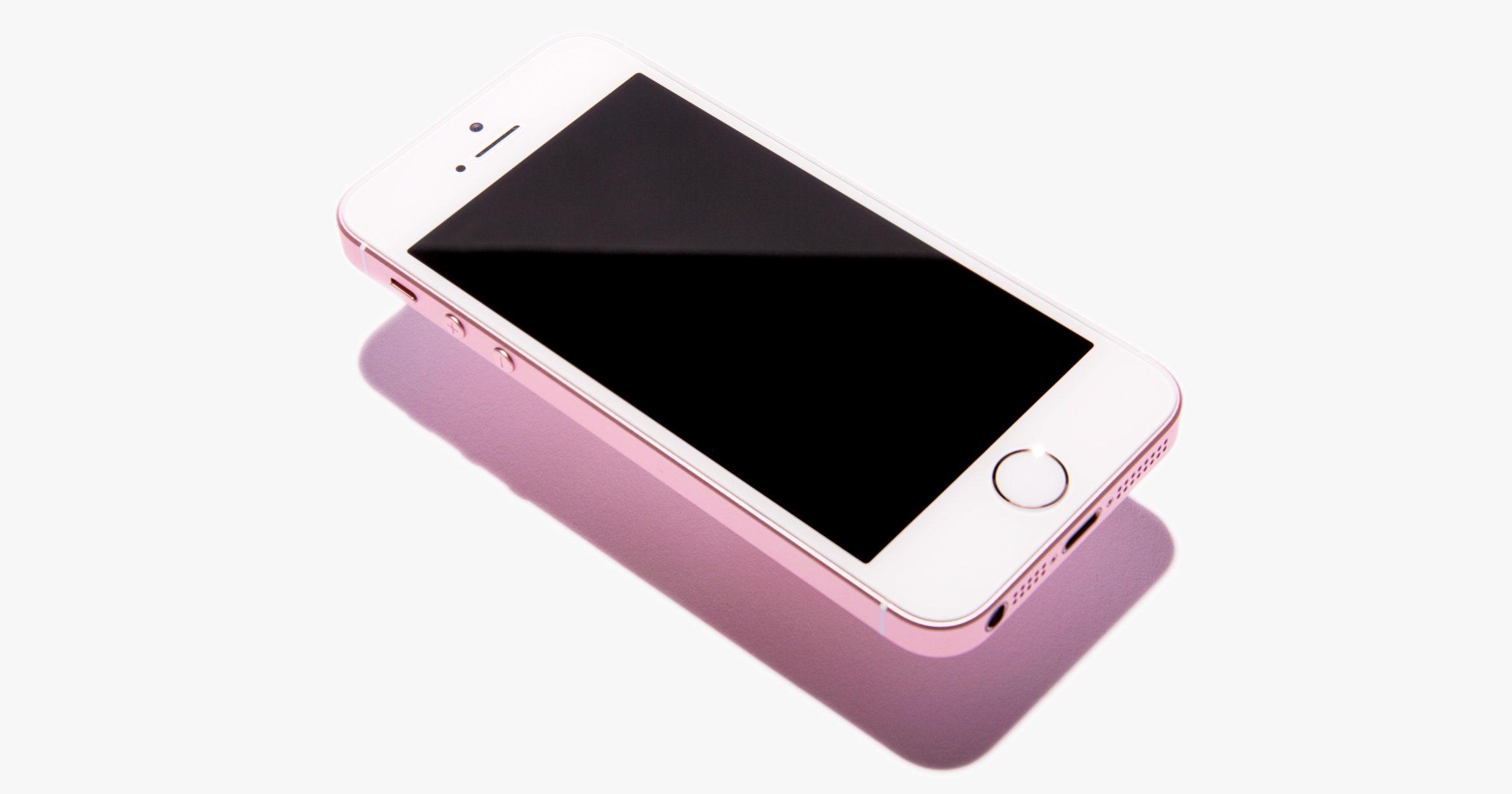 Apple iPhone SE (bez blokady SIM) - SOLD OUT